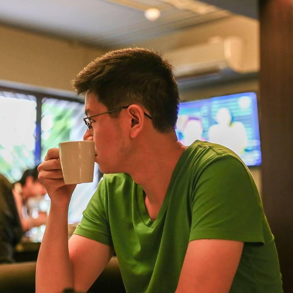 Diễn giả Tuấn Bùi - Co-founder BraveBits