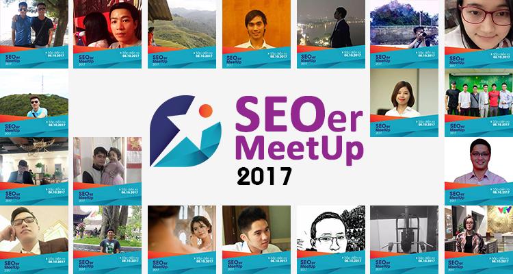 Cộng đồng SEO đồng loạt thay avata SEOer MeetUp 2017